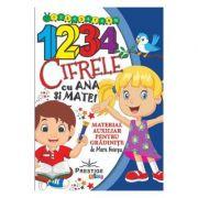 Cifrele cu Ana si Matei - Mara Neacsu imagine librariadelfin.ro