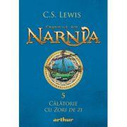 Cronicile din Narnia 5. Calatorie cu Zori de zi - C. S. Lewis imagine librariadelfin.ro