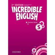 Imagine Incredible English Starter - Teachers Book 2nd Edition - Sarah Phillips