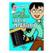 Invatam tabla impartirii imagine librariadelfin.ro