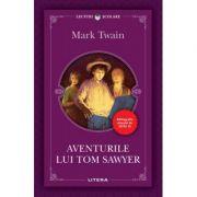 Aventurile lui Tom Sawyer - Mark Twain imagine librariadelfin.ro