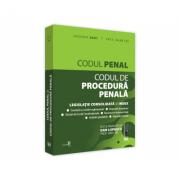 Codul penal si Codul de procedura penala: Ianuarie 2021. Editie tiparita pe hartie alba - Prof. univ. dr. Dan Lupascu imagine librariadelfin.ro