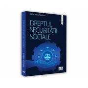 Dreptul securitatii sociale - Brindusa Marian imagine librariadelfin.ro