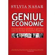 Geniul economic - Sylvia Nasar imagine librariadelfin.ro