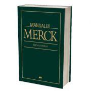 Manualul Merck. Editia a XVIII-a imagine librariadelfin.ro