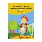 Matematica si stiinte. Clasa a VI-a. Editia II - Nicolae Grigore imagine librariadelfin.ro