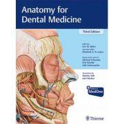 Anatomy for Dental Medicine (Schuenke S. Schumacher ) imagine librariadelfin.ro