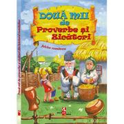 2000 proverbe si zicatori imagine librariadelfin.ro