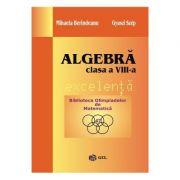 Algebra. Excelenta - Clasa 8 - Mihaela Berindeanu, Gyuszi Szep imagine librariadelfin.ro
