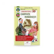 Atlas 3D. Carpatii Romanesti - Ionut Popa imagine librariadelfin.ro