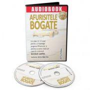 Audiobook. Afurisitele bogate - Nicole Lapin imagine librariadelfin.ro