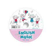 CD pentru Learn English with music – caiet de lucru pentru clasa a II-a - Elena Sticlea imagine librariadelfin.ro