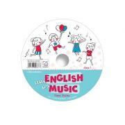CD pentru Learn English with music – caiet de lucru pentru clasa I - Elena Sticlea imagine librariadelfin.ro