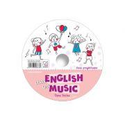 CD pentru Learn English with music – caiet de lucru pentru clasa pregatitoare - Elena Sticlea imagine librariadelfin.ro