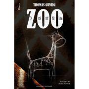 Cel mai mic zoo din lume - Thomas Gunzig imagine librariadelfin.ro