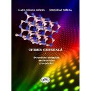 CHIMIE GENERALA. Structura atomilor, moleculelor si retelelor - Sebastian Sbirna, Liana-Simona Sbirna imagine librariadelfin.ro