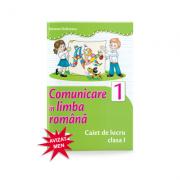 Comunicare in limba romana. Caiet de scriere. Clasa I. Special - Simona Dobrescu imagine librariadelfin.ro