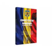 Constitutia Romaniei si legislatie conexa 2021. Editie tiparita pe hartie alba imagine librariadelfin.ro