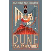 Dune. Casa Harkonnen - Brian Herbert, Kevin J. Anderson imagine librariadelfin.ro