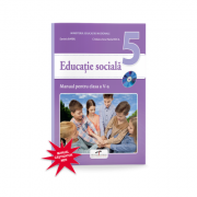 Educatie sociala, manual pentru clasa a V-a. Contine editia digitala - Daniela Barbu imagine librariadelfin.ro