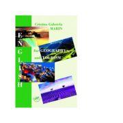 English for Geography and Tourism - Cristina Gabriela Marin imagine librariadelfin.ro