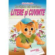 Invatam sa scriem Litere si Cuvinte - Silvia Ursache imagine librariadelfin.ro