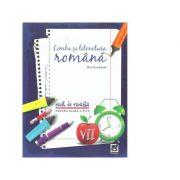 Limba si literatura romana. Caiet de vacanta pentru clasa a VII-a - Mimi Dumitrache imagine librariadelfin.ro