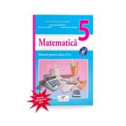 Matematica, manual pentru clasa a V-a. Contine editia digitala - Cristian Alexandrescu imagine librariadelfin.ro