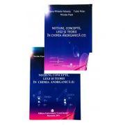 Notiuni, concepte, legi si teorii in chimia anorganica I si II - Elene Mihaela Pahontu, Tudor Rosu, Nicolae Popa imagine librariadelfin.ro