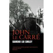 Oamenii lui Smiley - John Le Carre imagine libraria delfin 2021