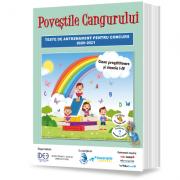 Povestile Cangurului 2020-2021. Revista de antrenament pentru clasa pregatitoare si clasele I-IV imagine librariadelfin.ro