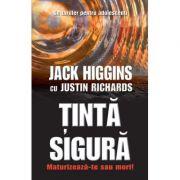 Tinta sigura - Jack Higgins imagine libraria delfin 2021