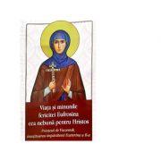 Viata si minunile fericitei Eufrosina cea nebuna pentru Hristos. Printesa de Viazemsk, insotitoarea imparatesei Ecaterina a II-a imagine libraria delfin 2021