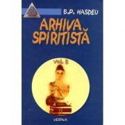Arhiva spiritista, volumul V imagine libraria delfin 2021