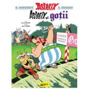 Asterix si gotii (vol. 3) - Rene Goscinny, Albert Uderzo imagine libraria delfin 2021