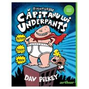 Aventurile Capitanului Underpants - Dav Pilkey imagine libraria delfin 2021