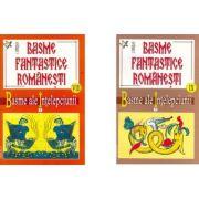 Basme fantastice romanesti volumele VIII-IX imagine librariadelfin.ro