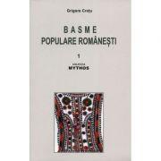 Basme populare romanesti, volumele 1-2 - Grigore Cretu imagine librariadelfin.ro
