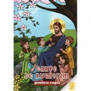 Carte de rugăciuni pentru copii-brosata imagine librariadelfin.ro