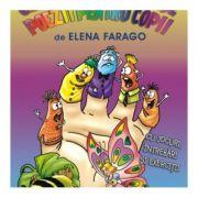 Cele mai frumoase poezii pentru copii - Elena Farago imagine libraria delfin 2021