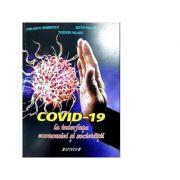 COVID-19 la interfata economiei si societatii - Emilian Dobrescu, Edith Mihaela Dobrescu, Teodor Palade imagine libraria delfin 2021