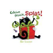 Craciun fericit, Splat! - Rob Scotton imagine librariadelfin.ro
