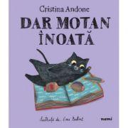Dar motan inoata - Cristina Andone, Emi Balint imagine libraria delfin 2021