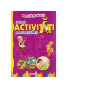 Dezvolta si creeaza. Activitati pentru fete si baieti 3-5 ani imagine libraria delfin 2021