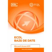 ECDL. Baze de date. Microsoft Access 2019 imagine libraria delfin 2021