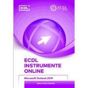 ECDL. Instrumente online. Microsoft Outlook 2019 imagine libraria delfin 2021