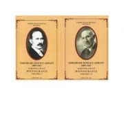 Gheorghe Ionescu-Sisesti (1885-1967) - agronom, savant. Monografie (vol. I + vol. II) - Ion Bold, Viorel Iulian Pestean imagine librariadelfin.ro