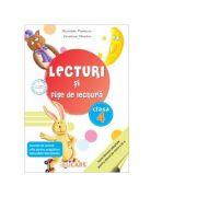 Lecturi si fise de lectura. Clasa a IV-a. Suport de lucru pentru orele de lectura - Nicoleta Popescu, Cristina Martin imagine librariadelfin.ro