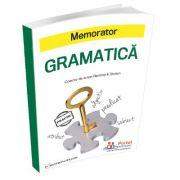 Memorator Gramatica pentru gimnaziu imagine librariadelfin.ro