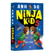 Ninja kid 5. Robo-Clonele! - Anh Do imagine libraria delfin 2021